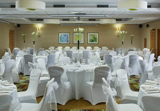 Manchester Marriott Victoria & Albert Hotel: John Logie Baird Suite – Wedding