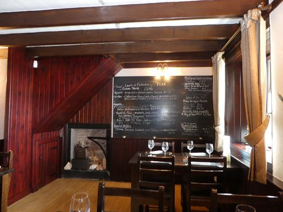 The Creel Inn: Daily specials are mouth watering
