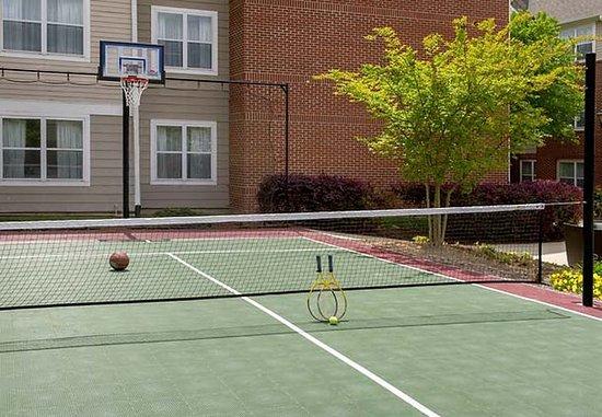 Morrisville, Caroline du Nord : Sport Court