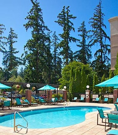 Redmond, Waszyngton: Outdoor Pool