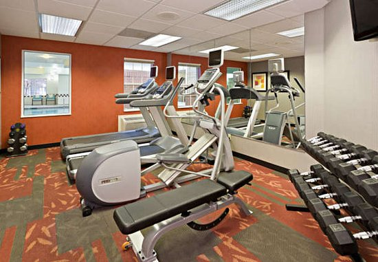 Rancho Cordova, Californien: Fitness Center