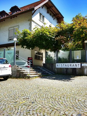 Ostermundigen, İsviçre: Stef's Kultur Bistro