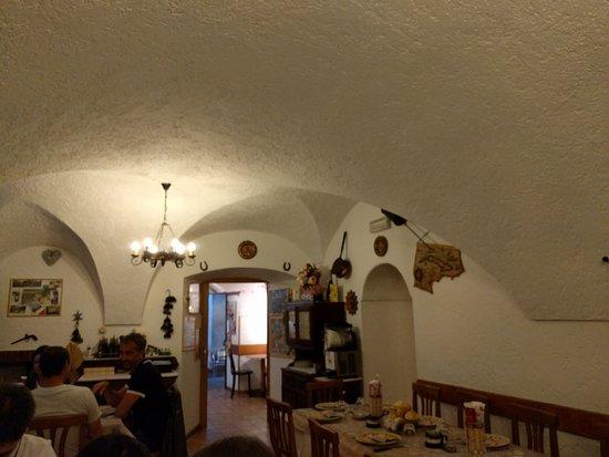 Bezzecca, Włochy: L'interno del locale