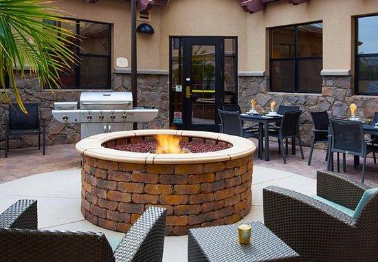Goodyear, AZ: Outdoor Fire Pit