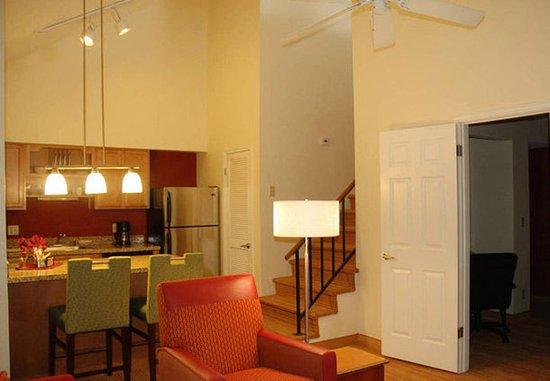 ซานมาเทโอ, แคลิฟอร์เนีย: Deluxe Penthouse Suite