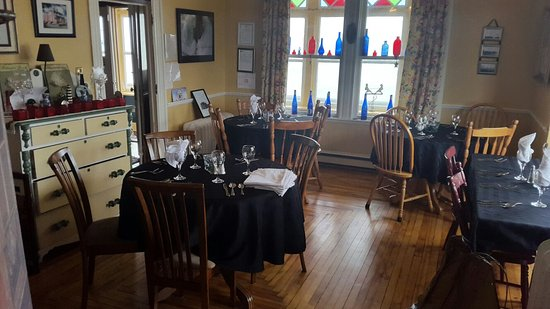 Grand Bank, Kanada: Dining Room