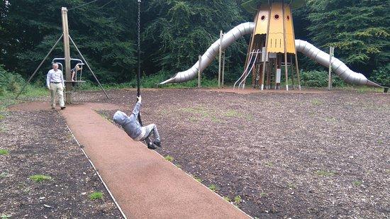 Castle Ward: Fun for kids and adults alike - great walks and beautiful scenery