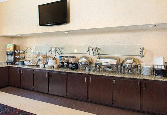Vestal, نيويورك: Breakfast Buffet