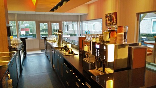 Schiedam, The Netherlands: dining area