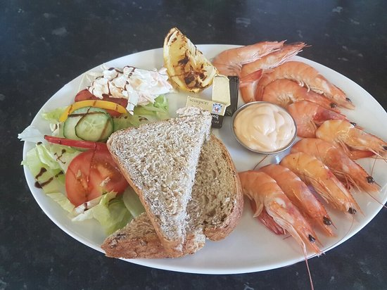 Climping, UK: Now serving at Clymping Beach cafe!