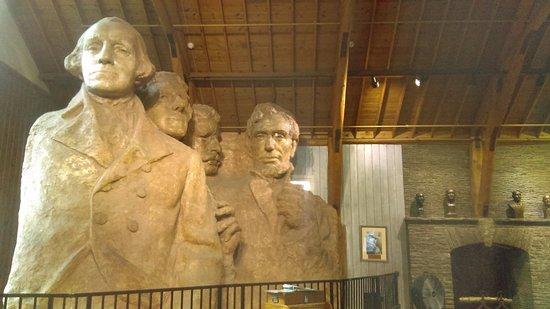 Mount Rushmore National Memorial 사진