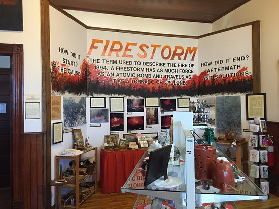 Hinckley, MN: Museum tells story of Minnesota's only fire storm