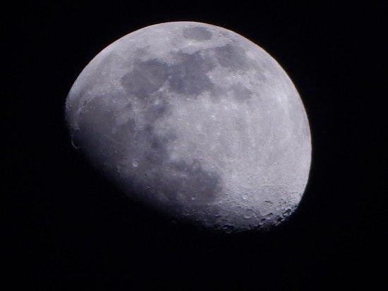 Maji Moto Eco Camp: Moon view