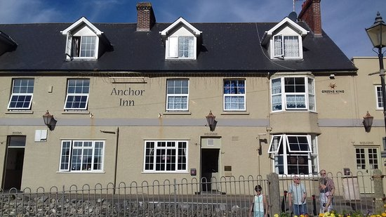 Beer, UK: Rooms at the top