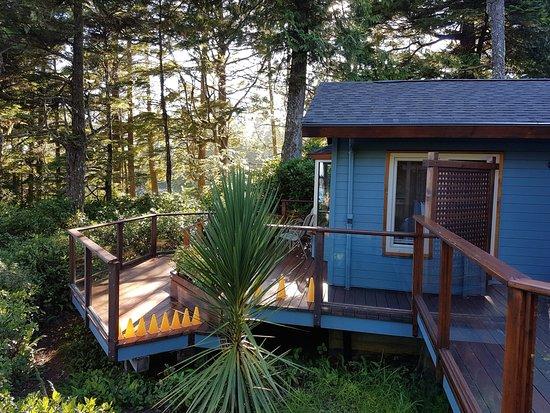 A Snug Harbour Inn: chambre