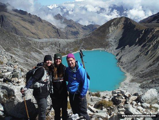 Salkantay Trekking: Humantay Lake Peru
