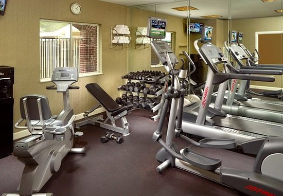 Hapeville, GA: Fitness Center
