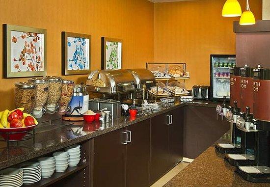 ฮอร์ชัม, เพนซิลเวเนีย: Breakfast Buffet