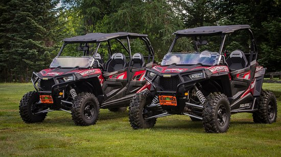Pittsburg, NH: 'Ultimate' RZR S 900 and RZR 4 900