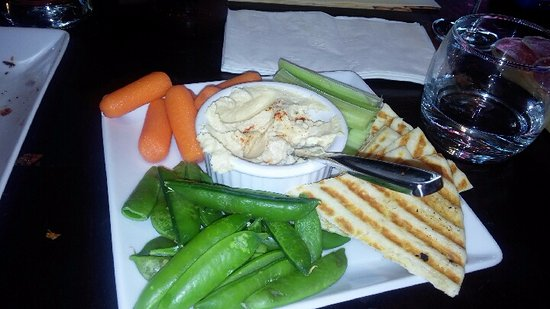 วูดินวิลล์, วอชิงตัน: veggie plat