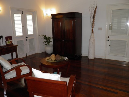 The Inn at English Harbour: Junior suite primo piano