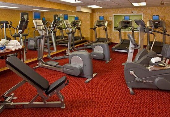 Bethesda, MD : Fitness Room