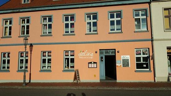 Roebel, Tyskland: Delizia Marktplatz Restaurant
