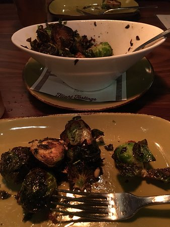 Brea, CA: The bomb brussels sprouts!
