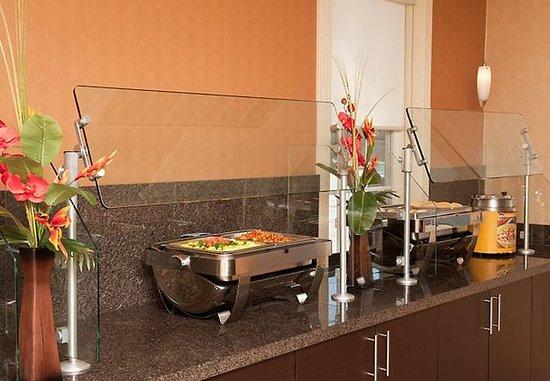 Grandville, Μίσιγκαν: Complimentary Breakfast Buffet