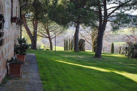 Bilde fra Monticchiello