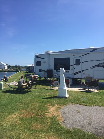 Hatteras Sands Campground: photo0.jpg