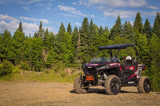 Pittsburg, NH: 'Ultimate' RZR S 900