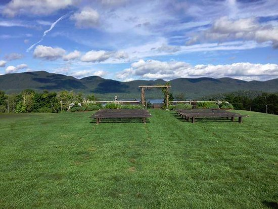 Chittenden, VT: Ceremony site