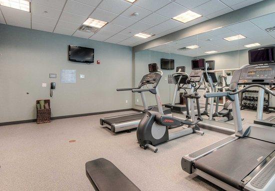 Chapel Hill, Carolina del Norte: Fitness Center