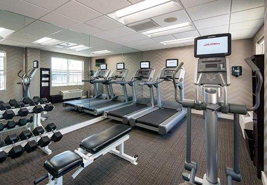 Южный Сан-Франциско, Калифорния: Fitness Center