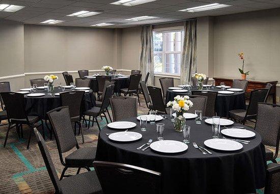 South San Francisco, Californië: Meeting Room - Banquet Set-Up