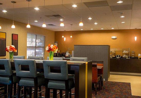 North Little Rock, AR: Breakfast Area