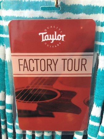 El Cajon, CA: Taylor Guitars