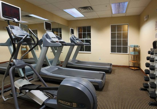 Exton, Pensilvania: Fitness Center