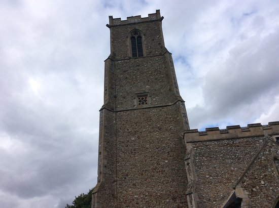 Wroxham, UK: Ranworth church tower
