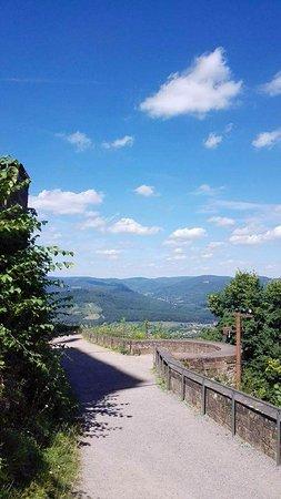 Annweiler am Trifels, Alemania: Tolle Aussicht