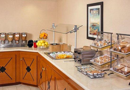 Тайсон-Корнер, Вирджиния: Breakfast Buffet