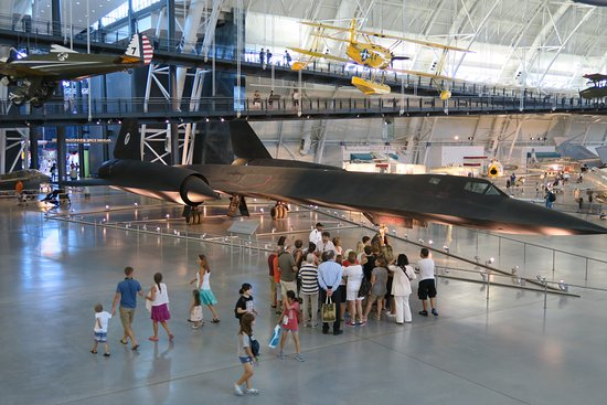 Chantilly, Wirginia: SR-71