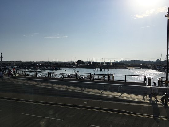 Littlehampton, UK: What a view