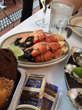 Joe's Stone Crab: Stone Crab Claws