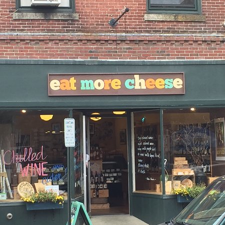 Belfast, ME: Eat More Cheese