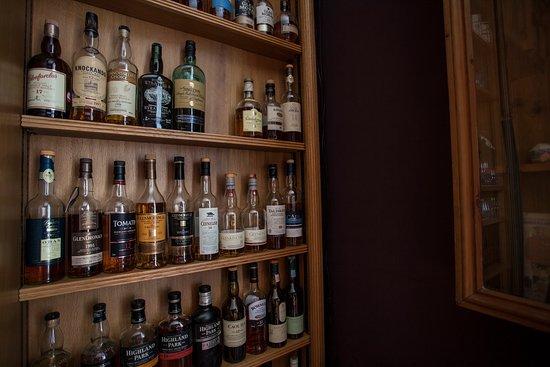 Nairn, UK: Whisky Bar