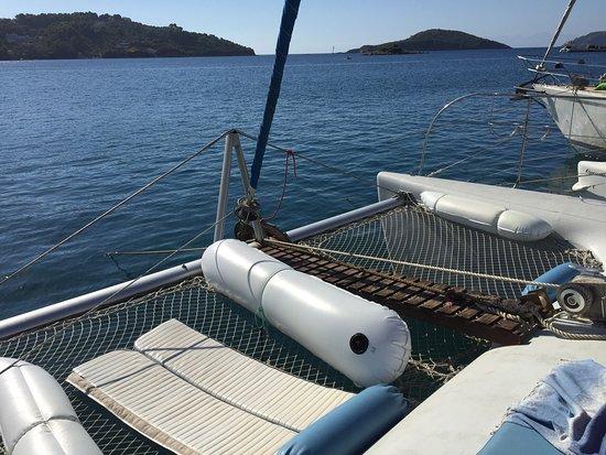 Evdora Catamaran Day Sailing: photo1.jpg