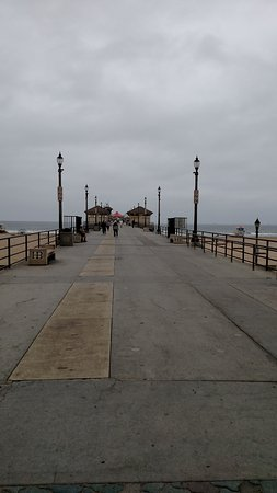 Huntington Beach, CA: pier