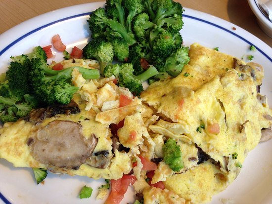 Springfield, OR: Does this look like a Denver Omelette to you? Me either!